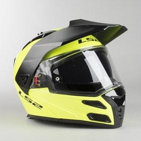 Adventure Helma LS2 FF324 Metro Evo Neonově Žlutá