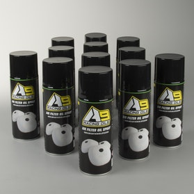 A9 Air Filter Oil Spray 400ml
