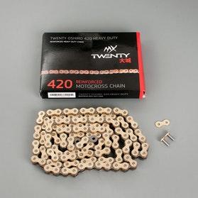 Kæde Twenty Oshiro 420 Heavy Duty