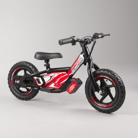 Amped A10 Electronic Balance Bike Black