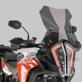Owiewka Puig Touring KTM Ciemna Przydymiona