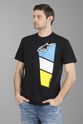 T-Shirt Alpinestars Rhythm Tee Czarny
