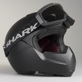 Kask Shark Vancore Matowy Czarny