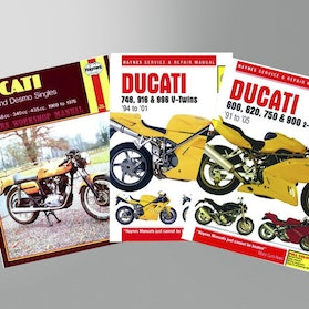 Haynes Ducti Repair Manual
