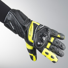 On Board Prx-1 Gloves Black Fluo Yellow