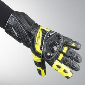 Rękawice On Board Prx-1 Czarno-Żółte Fluorescencyjne