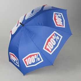 100% Umbrella Blue