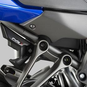 Kryt Zadní Nádržky Brzdové Kapaliny Puig Yamaha Karbonový