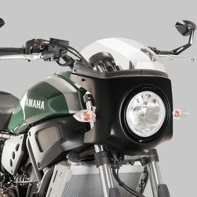 Owiewka Puig Yamaha XSR700 16'-17' Przezroczysta