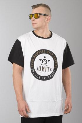 T-Shirt Unit Rollout Biały