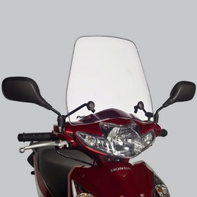 Owiewka Puig Urban Honda Przezroczysta