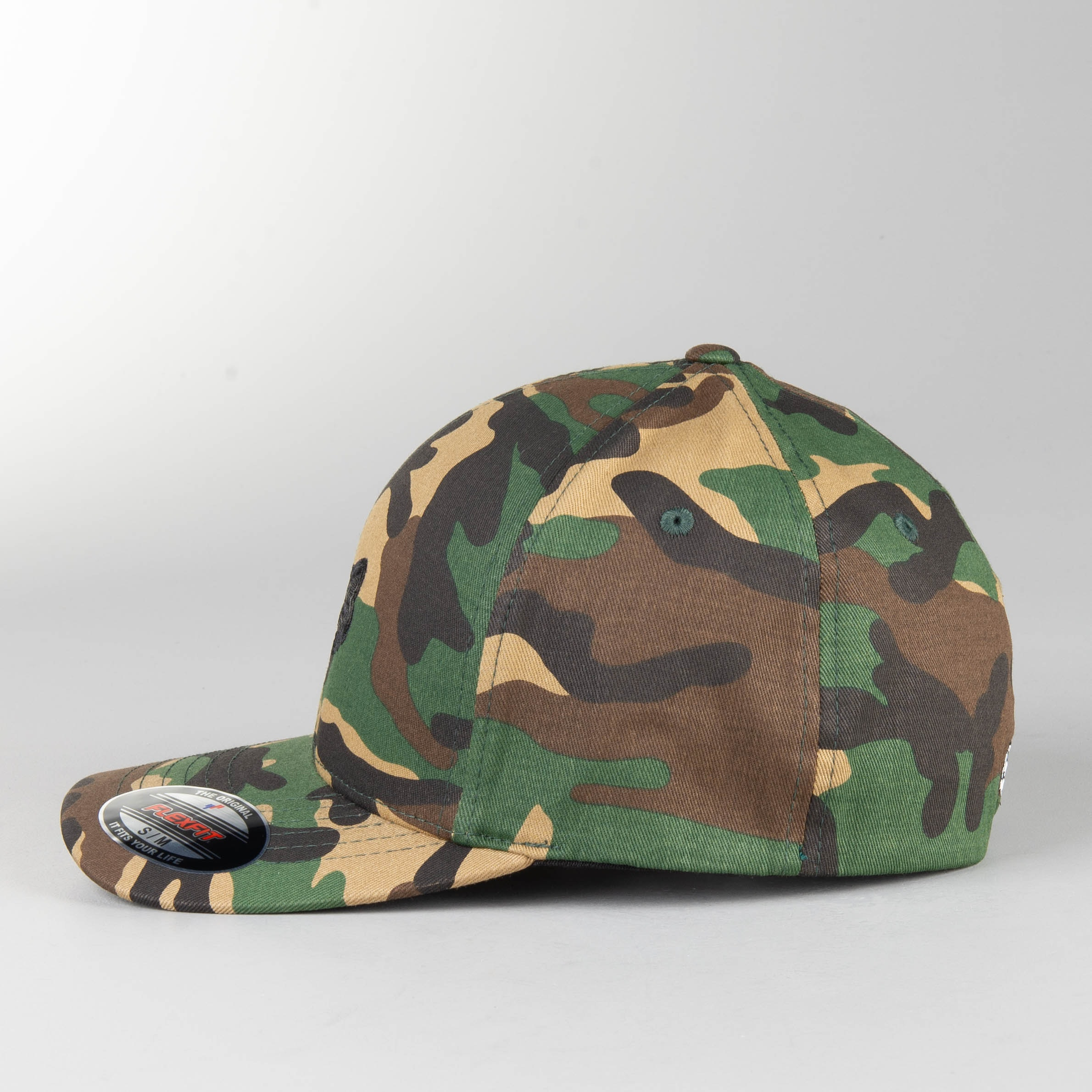 Fox NEW Men/'s Legacy Flexfit Cap Navy BNWT