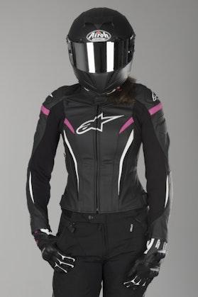 Alpinestars GP Plus R V2 Women's Jacket - Black