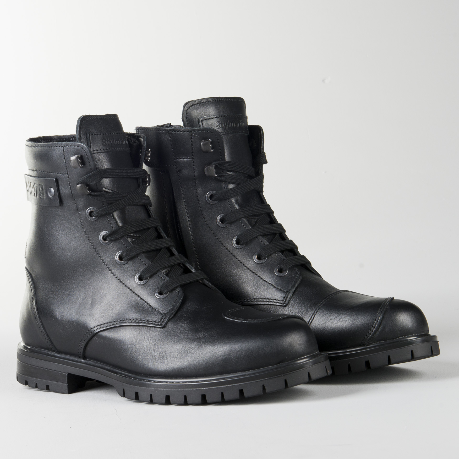 Stylmartin JACK MC Shoes Black Now 10% Savings XLmoto.eu