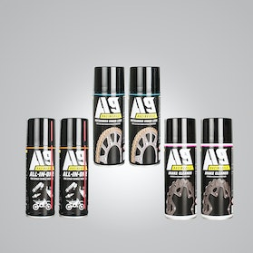Spray pakiet A9 ACC & GCC