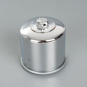 Filtr oleju K&N Powersports Chrom Canister