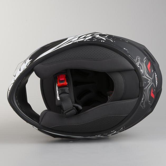 a10bee67d57eb Airoh Valor Bone Helmet Matte - Lowest Price Guarantee - XLmoto.ie