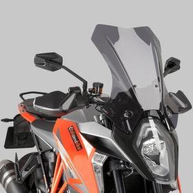Szyba Puig Touring KTM Ciemna Przydymiona