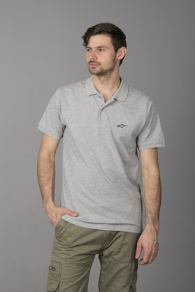 Alpinestars Effortless Polo Shirt Grey