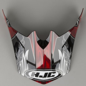 HJC CL-XY Junior MC1 Frenzy Helmet Shield - Red
