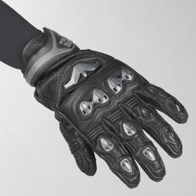 IXS Sport RS-400 Short Gloves Black