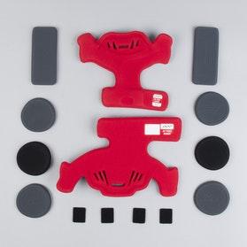 Wyściółka Komplet Pod K700 MX -Prawa Czerwona