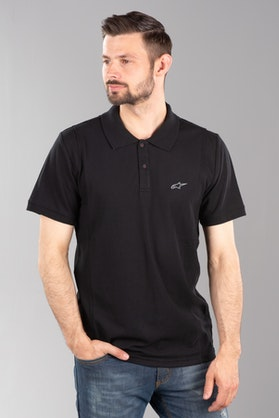 Alpinestars Capital Polo Shirt Black