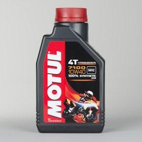 Olej W pełni syntetyczny Motul 7100 4T 1L