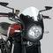 Owiewka Puig Retro Kawasaki Semi-Fairing Przezroczysta