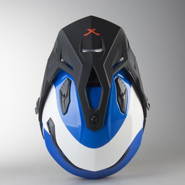 Adventure Helma Nexx X.WED2 Duna Modrá