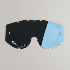 Motokrosové Brýle Progrip 3303 Vista Bílá Multilayered