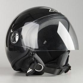 AXO Subway Basic Jet Helmet - Black