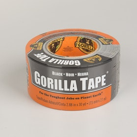 Gorilla Tough&Wide Tape - Black - 27m x 73mm