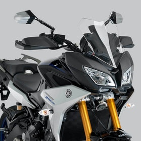 Owiewka Puig Racing Yamaha Przezroczysta