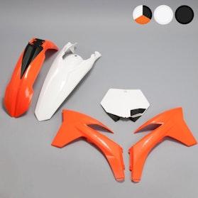 Rtech Plastic Kit Orange-White