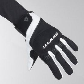 Revit Mosca Gloves Black-White