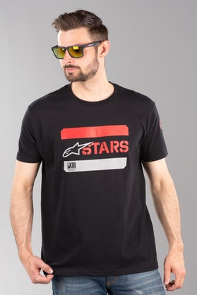 Alpinestars Barred T-Shirt Black