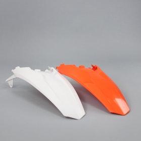 Błotnik tylny Rtech Pomarańczowy