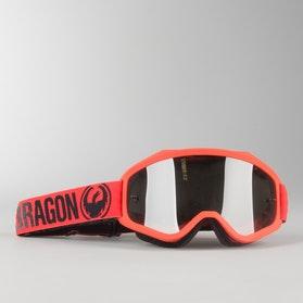 Gogle Cross Dragon MXV Hydro Break Czerwone
