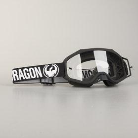 Gogle Cross Dragon MXV Plus Basic Coal