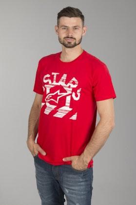 Alpinestars Haze t-shirt, rød