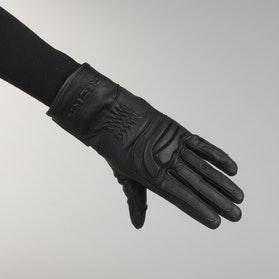 Rękawice Richa Mid Season Damskie Czarne