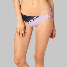Fox Rodka Lace Up Bikini Bottom Pink