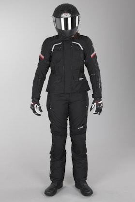 Revit Neptune GTX Ladies' Motorcycle Apparel Long Leg Black