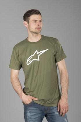 Alpinestars Ageless Classic T-Shirt Military-White