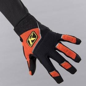 Rękawice Enduro Klim Mojave Pomarańczowe