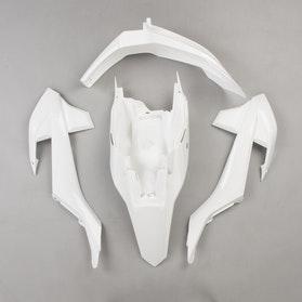 Acerbis KTM Plastic Kit White