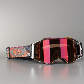 Gogle Oakley Airbrake MX Herlings Graffito RWB