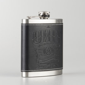 Unit Outlaw Flask Black
