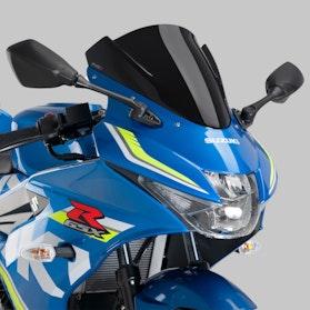 Owiewka Puig Racing Suzuki Czarna